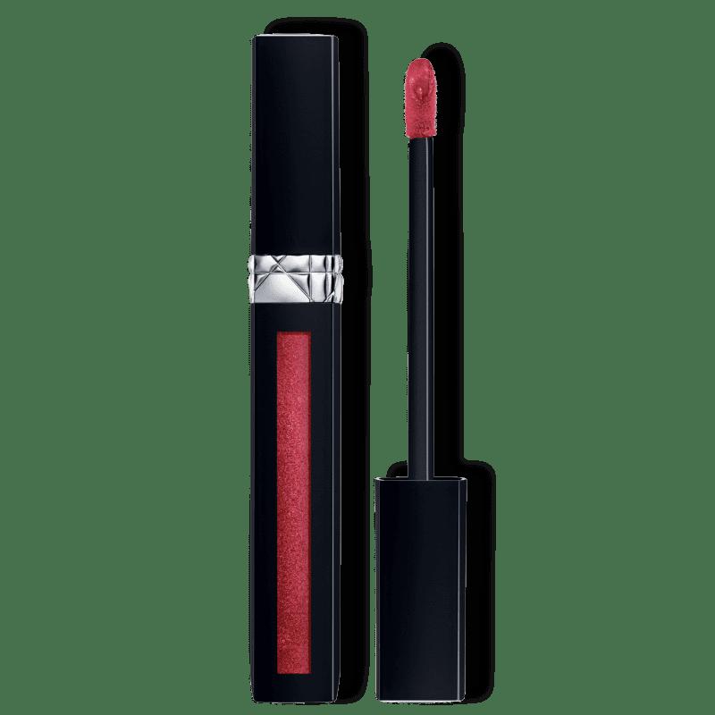 Dior En Diable Rouge Liquid 784 Red Lava - Batom Líquido Matte 6ml
