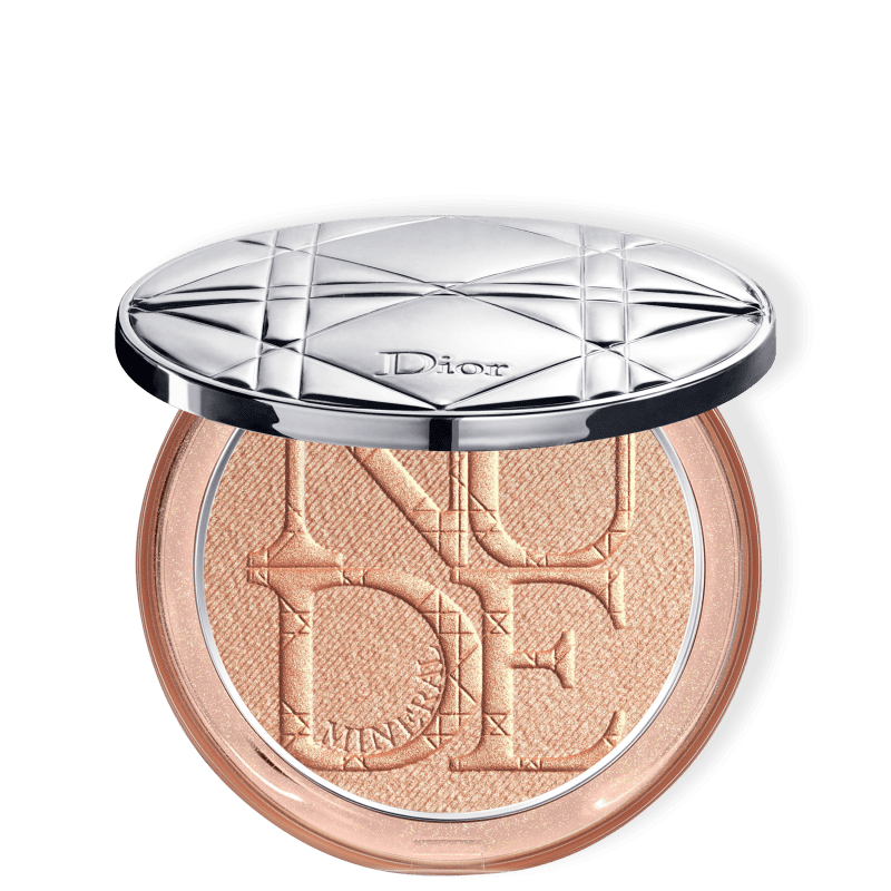 Dior Diorskin Nude Luminizer 01 Nude Glow - Pó Iluminador 7g