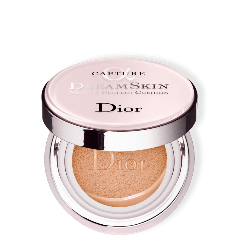 Dior Dreamskin Moist And Perfect Cushion 010 - Tratamento Anti-Idade 15g
