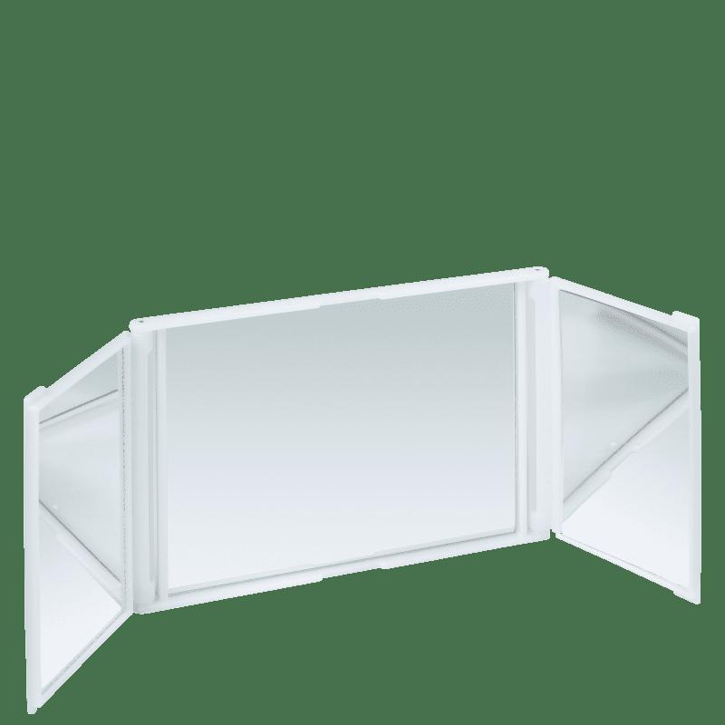 Océane Beautifully Smart Tri-Fold - Espelho de Maquiagem