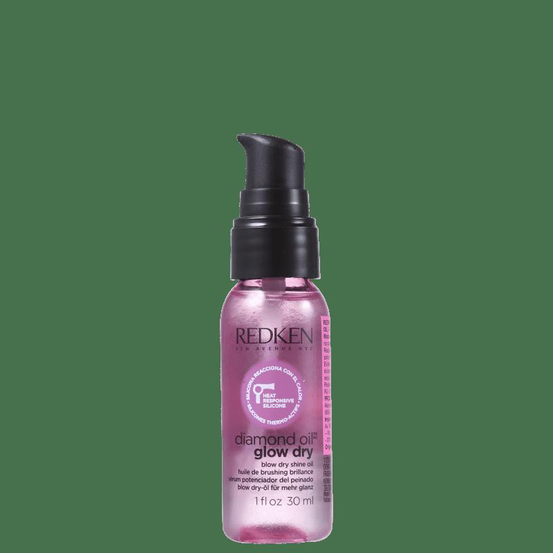 Redken Diamond Oil Glow Dry - Óleo Capilar 30ml