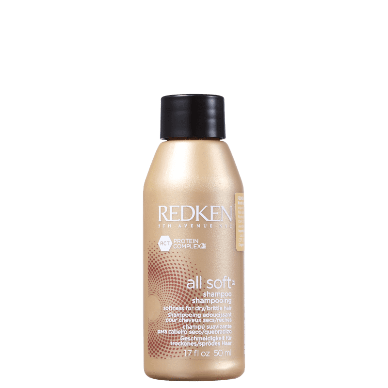 Redken All Soft - Shampoo 50ml