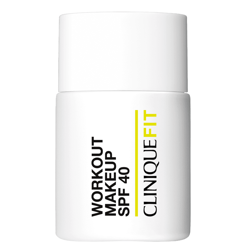 Clinique Fit Workout Makeup Broad Spectrum FPS 40 03 Light Medium - Base Líquida 30ml