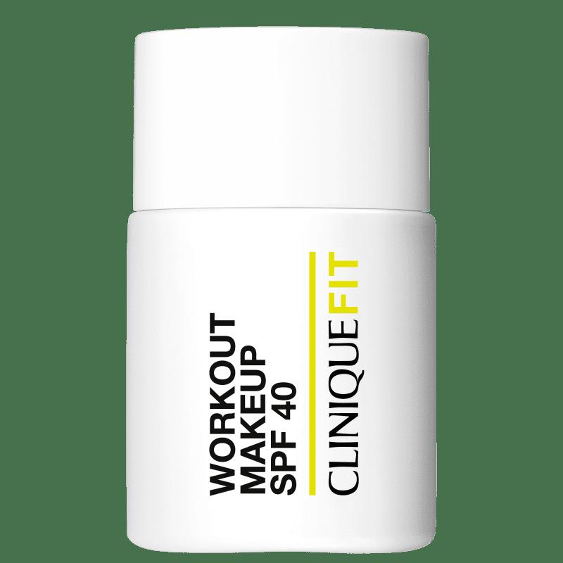 Clinique Fit Workout Makeup Broad Spectrum FPS 40 07 Deep - Base Líquida 30ml