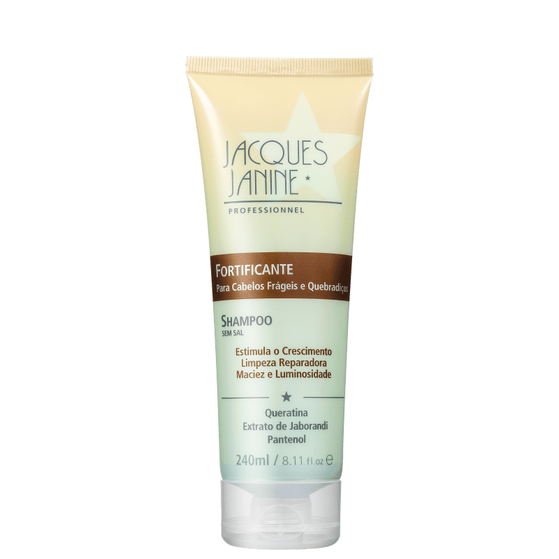 Jacques Janine Professionnel Fortificante - Shampoo 240ml