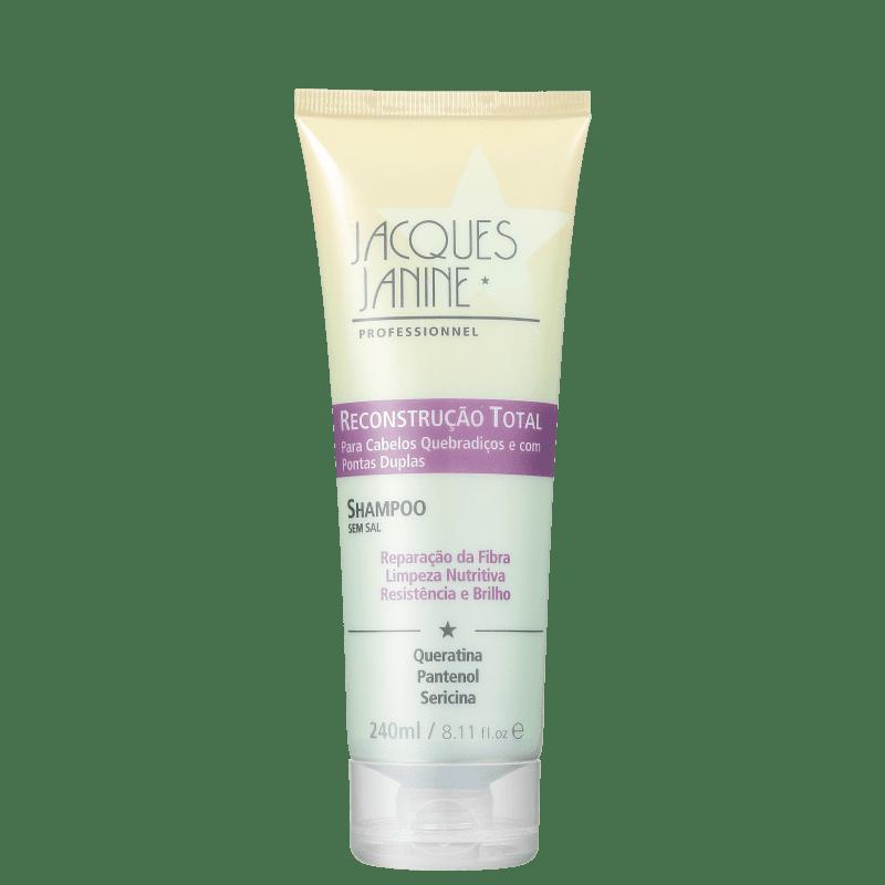 Jacques Janine Reconstrução Total - Shampoo 240ml