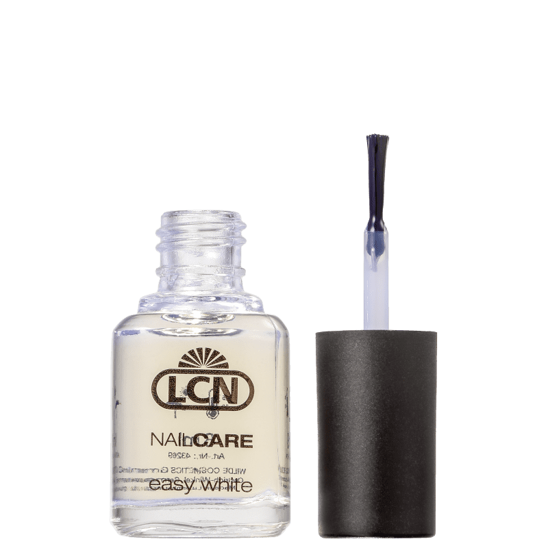 LCN Easy White - Clareador para Unhas 8ml