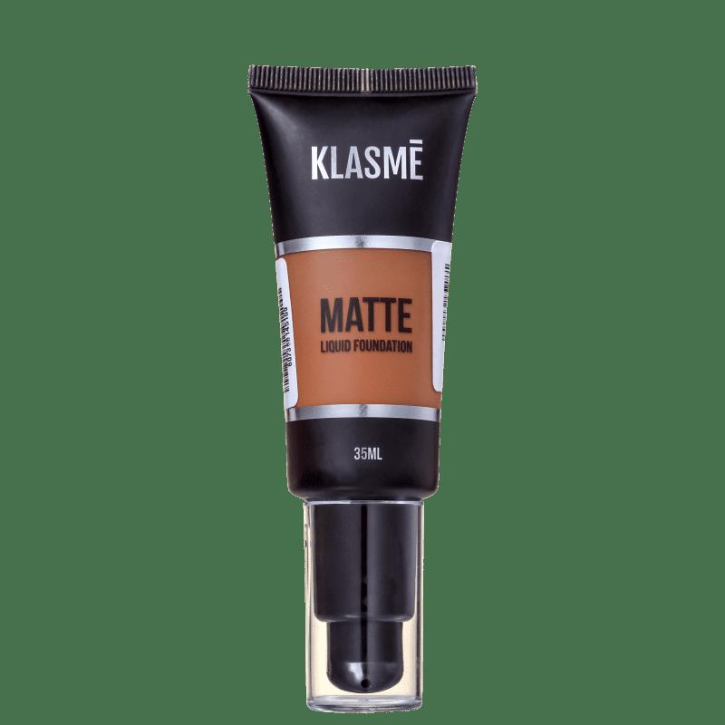 Klasme Matte F011 - Base Líquida 35g