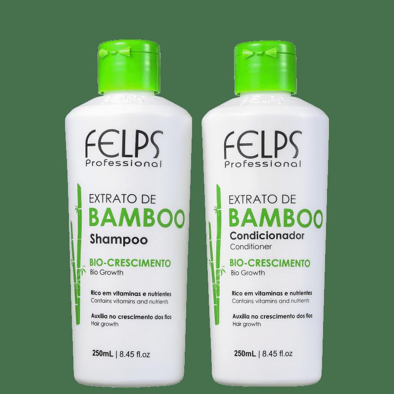 Kit Felps Profissional Extrato de Bamboo Duo (2 Produtos)