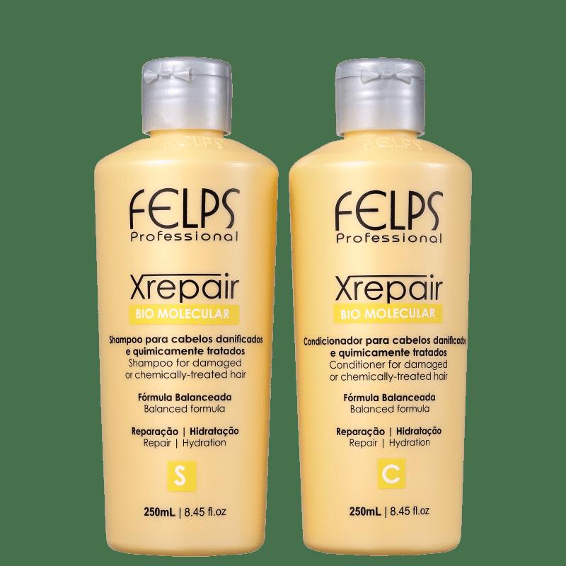 Kit Felps Profissional XRepair Duo (2 Produtos)