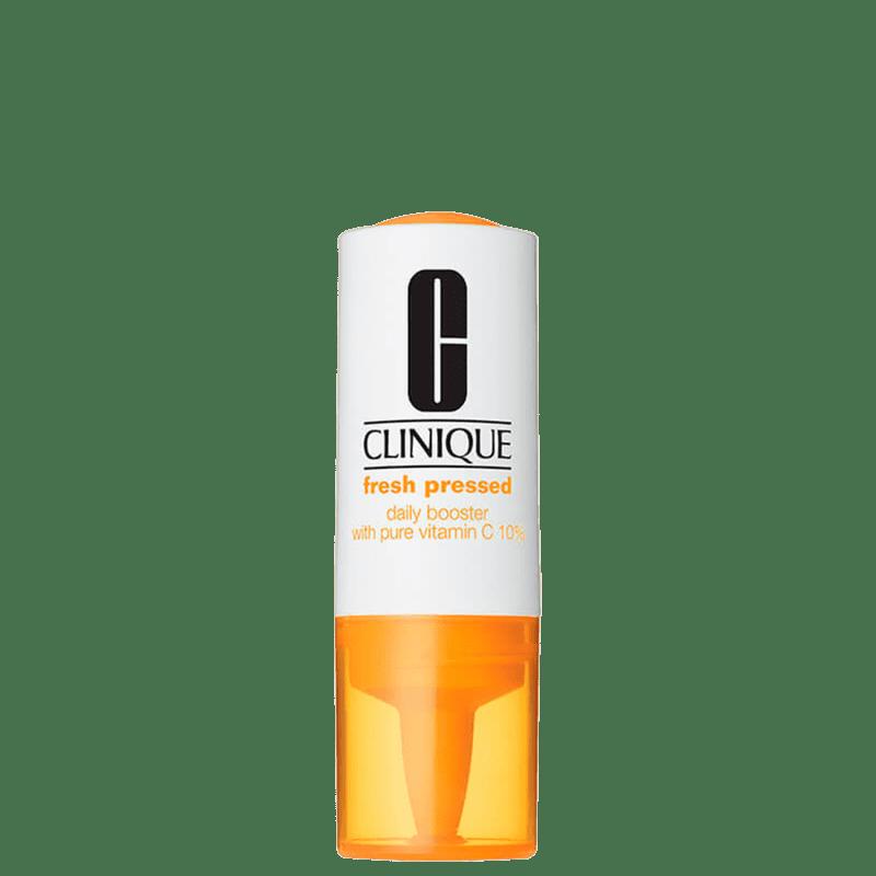 Clinique Fresh Pressed Daily Booster with Pure Vitamin C 10% - Anti-Idade 8,5ml