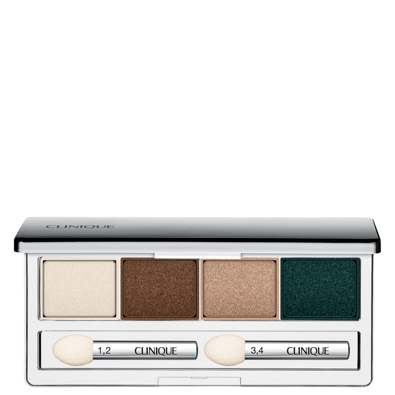 Clinique All About Shadows Quads Skinny Dip - Paleta de Sombras 4,8g
