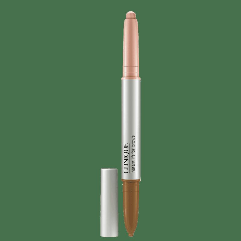 Clinique Instant Lift Soft Brown - Lápis para Sobrancelha 0,86g