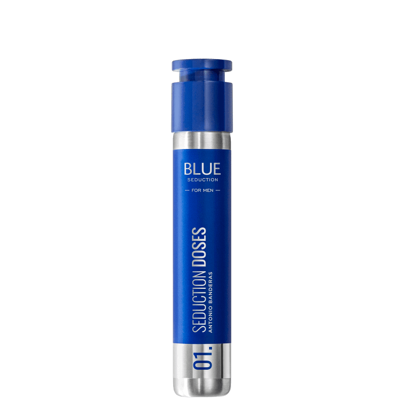Blue Seduction Dose Antonio Banderas Eau de Toilette - Perfume Masculino 30ml