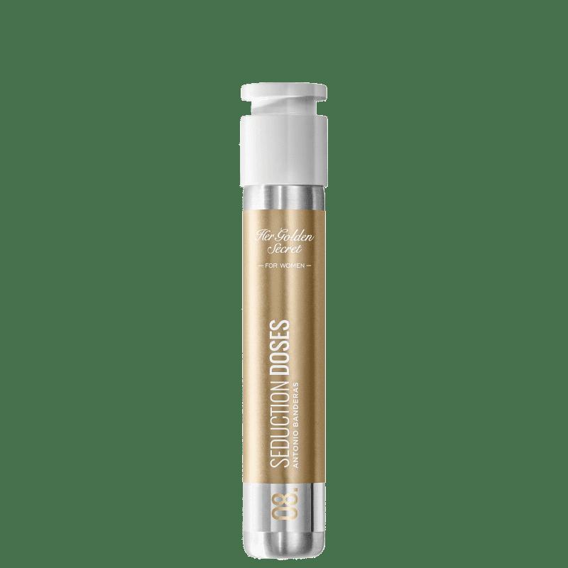 Her Golden Secret Dose Antonio Banderas Eau de Toilette - Perfume Feminino 30ml