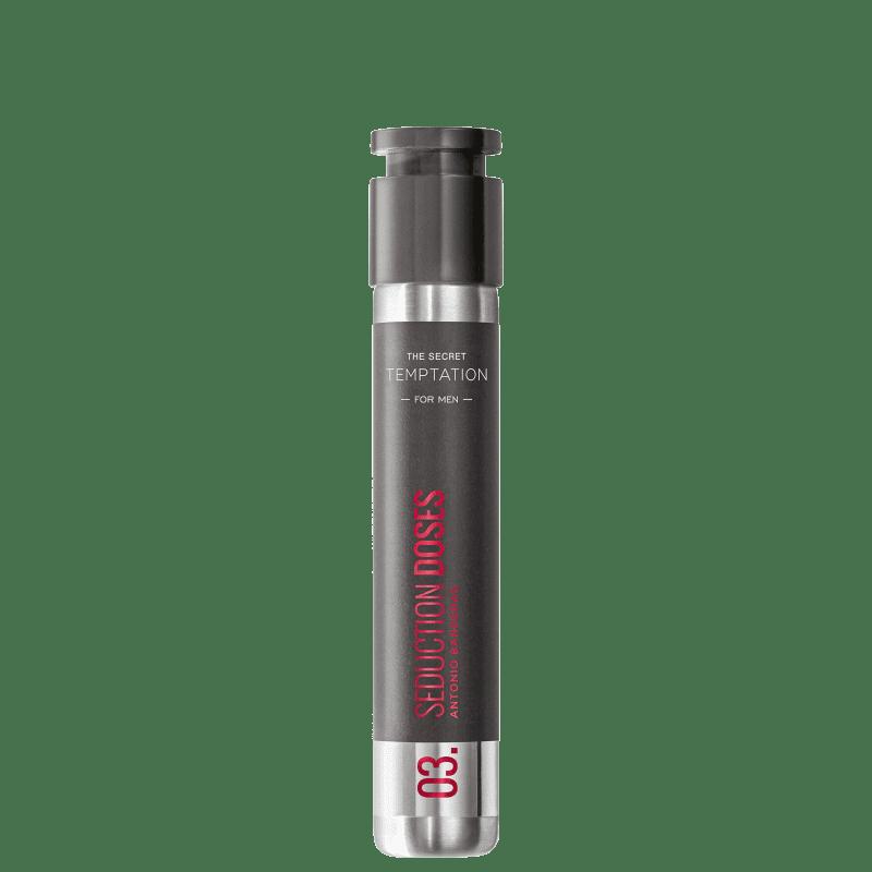 The Secret Temptation Dose Antonio Banderas Eau de Toilette - Perfume Masculino 30ml