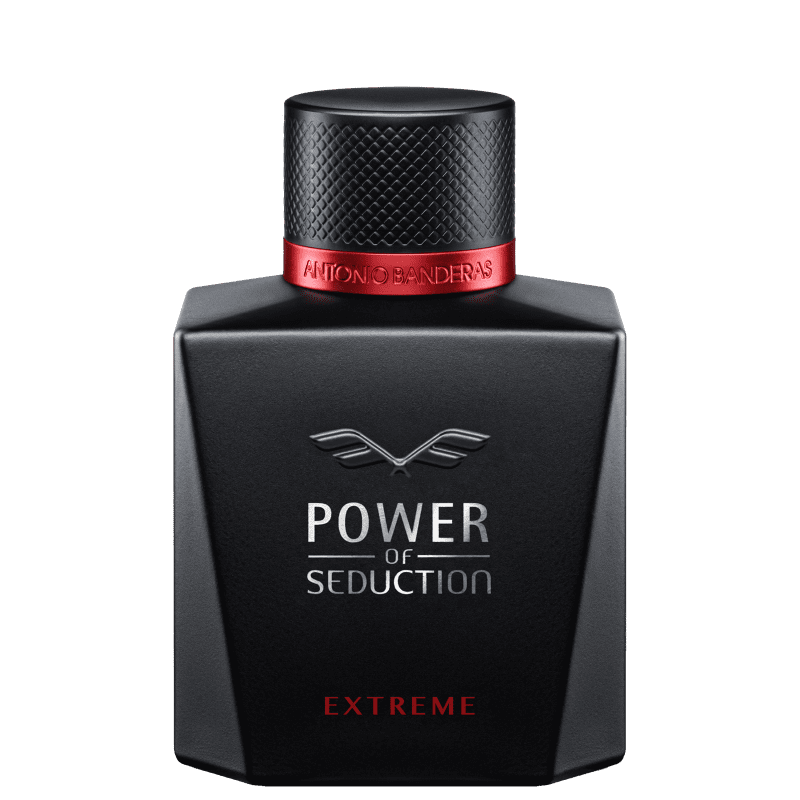 Power of Seduction Extreme Antonio Banderas Eau de Toilette - Perfume Masculino 100ml