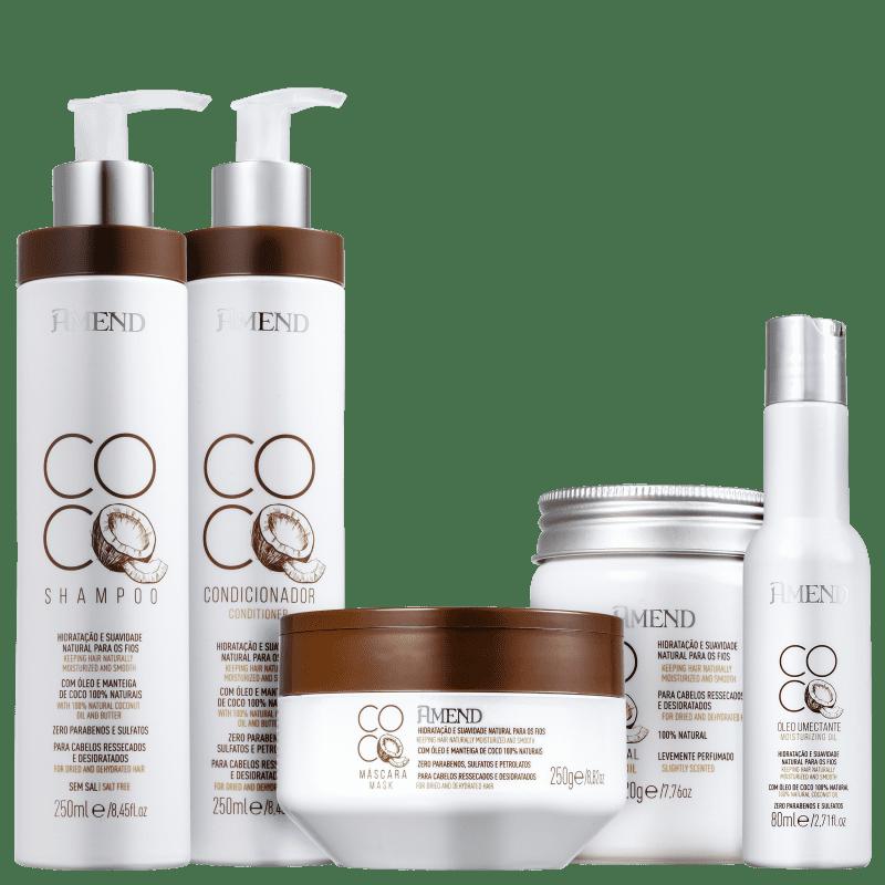 Kit Amend Coco Completo (5 Produtos)
