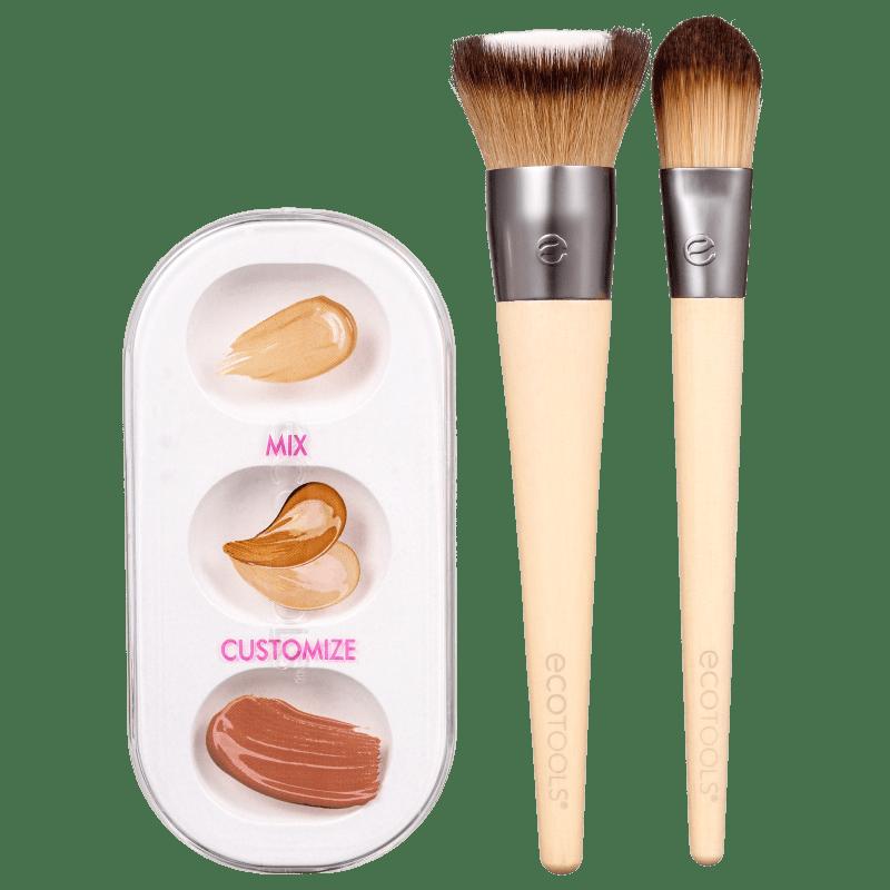 Kit de Pincéis Custom Match (3 Produtos)