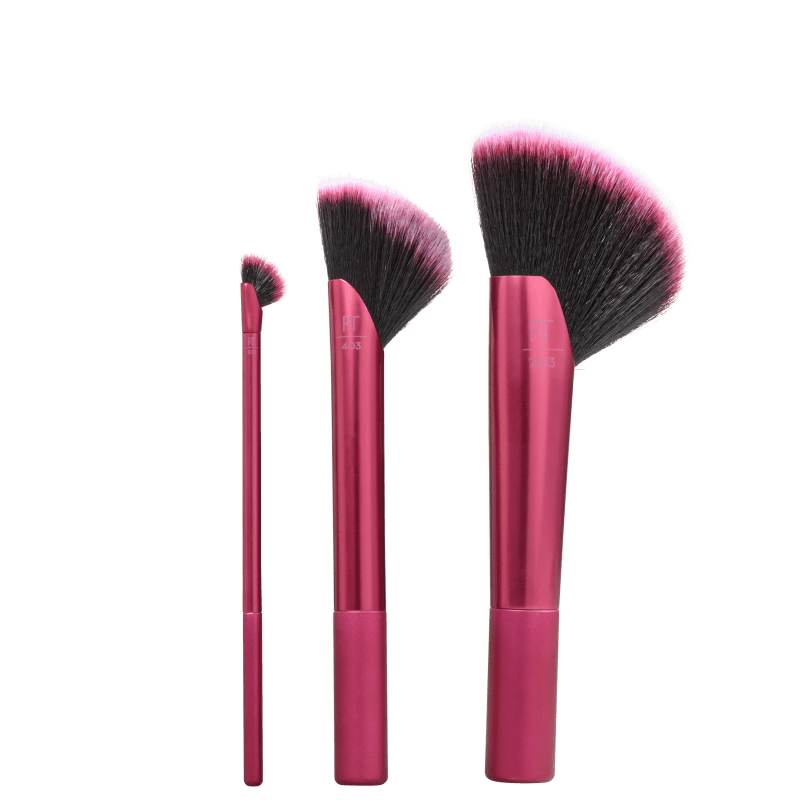 Kit Real Techniques Rebel Edge Trio (3 Produtos)