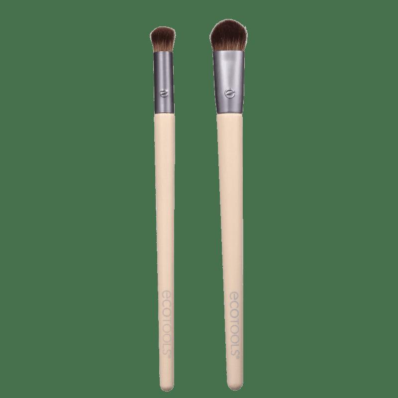 Kit de Pincéis Ecotools Ultimate Shade Duo (2 Produtos)