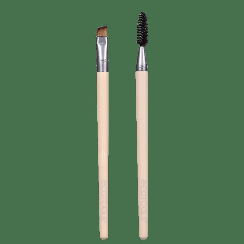 Kit de Pincéis Ecotools Brow Shaping Duo (2 Produtos)