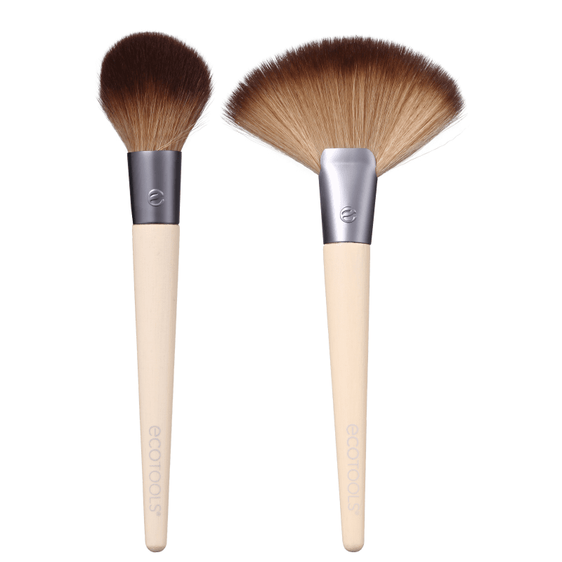 Kit de Pincéis Ecotools Define And Highlight Duo (2 Produtos)