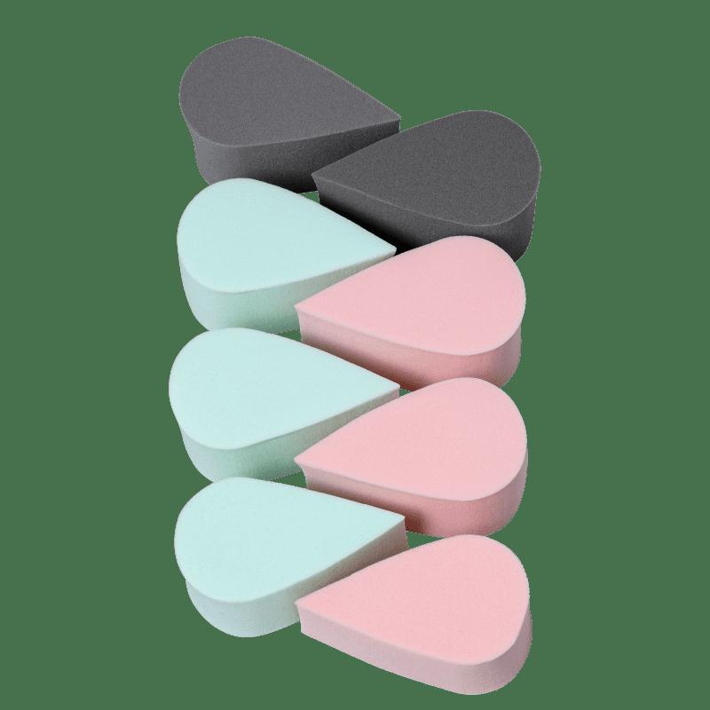 Océane Makeup Puff - Esponja para Corretivo (8 Unidades)