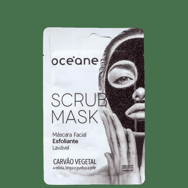 Océane Scrub - Máscara Facial (1 Unidade)