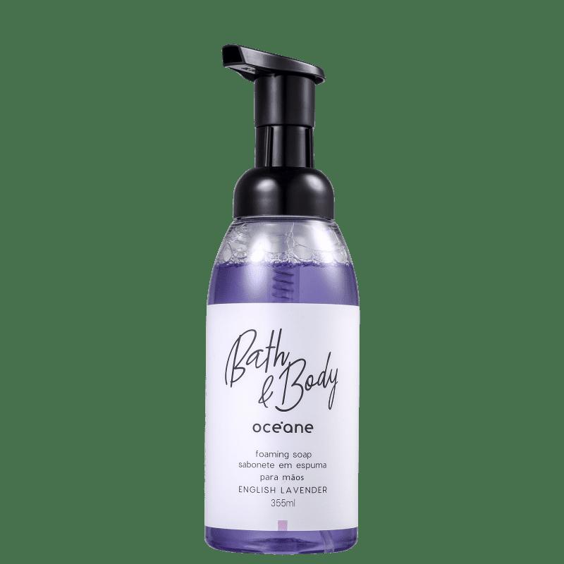 Océane Bath & Body English Lavender - Sabonete Líquido 355ml