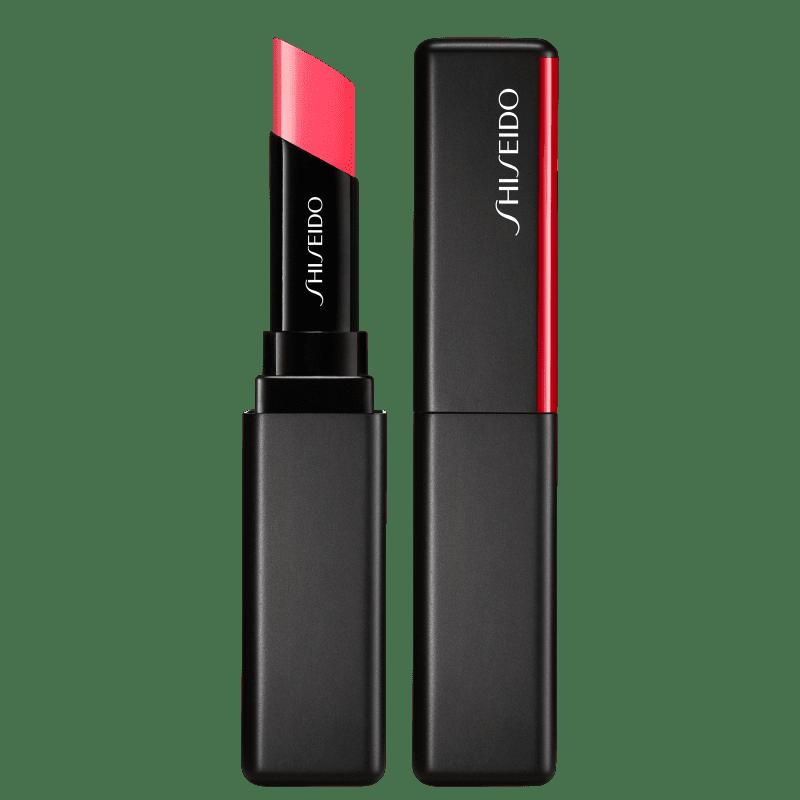 Shiseido VisionAiry 217 Coral Pop - Batom Cremoso 1,6g