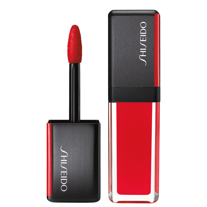 Shiseido LacquerInk LipShine 304 Techno Red - Gloss Labial 6ml