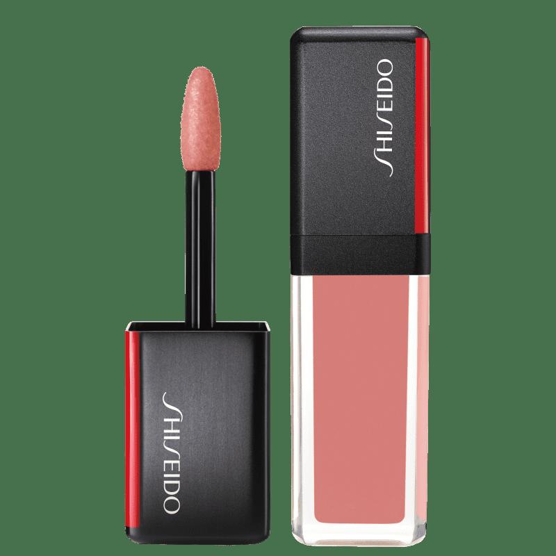 Shiseido LacquerInk LipShine 311 Vinyl Nude - Gloss Labial 6ml