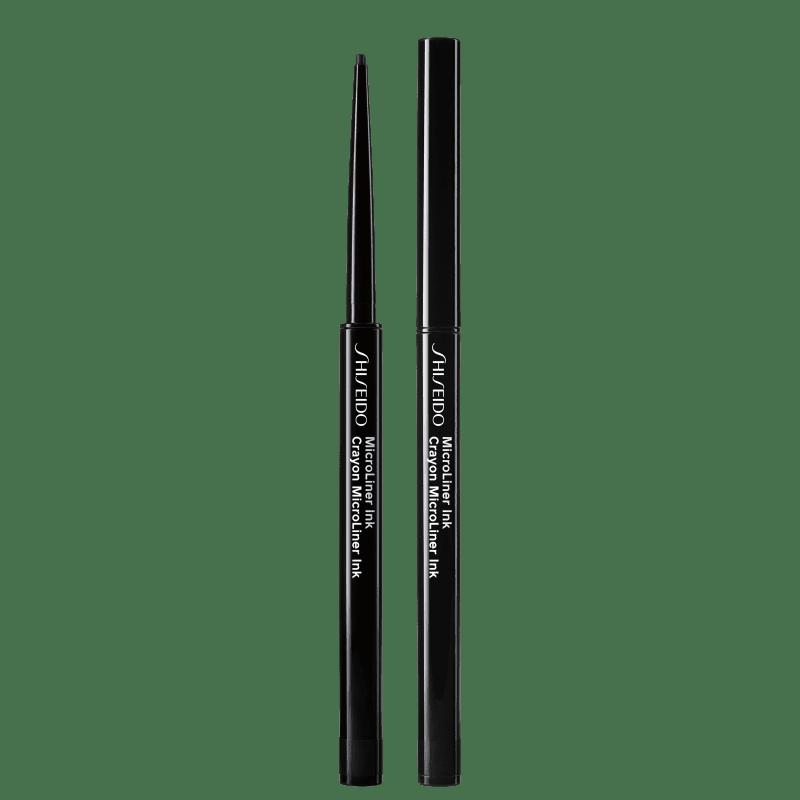 Shiseido MicroLiner Ink 01 Black - Lápis de Olho 0,08g
