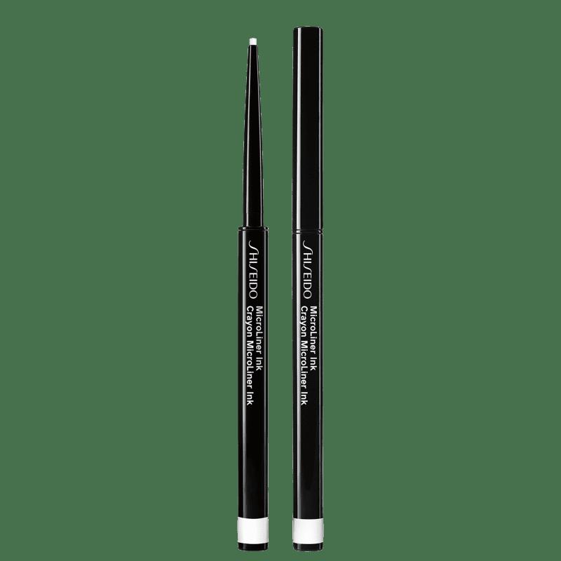 Shiseido MicroLiner Ink 05 White - Lápis de Olho 0,08g