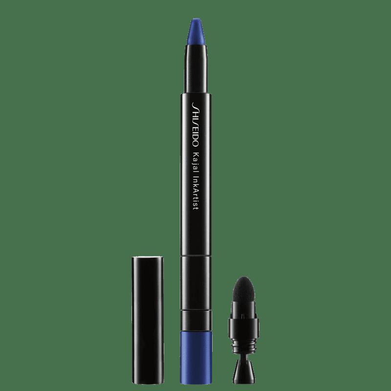 Shiseido Kajal InkArtist 08 Gunjo Blue - Lápis de Olho 0,8g