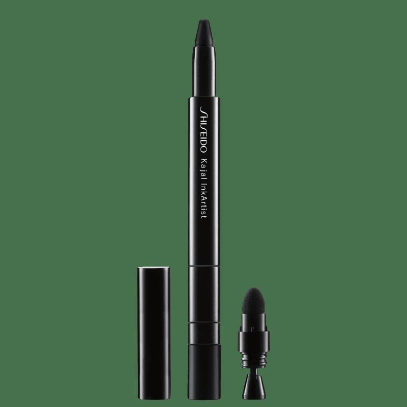 Shiseido Kajal InkArtist 09 Nippon Noir - Lápis de Olho 0,8g