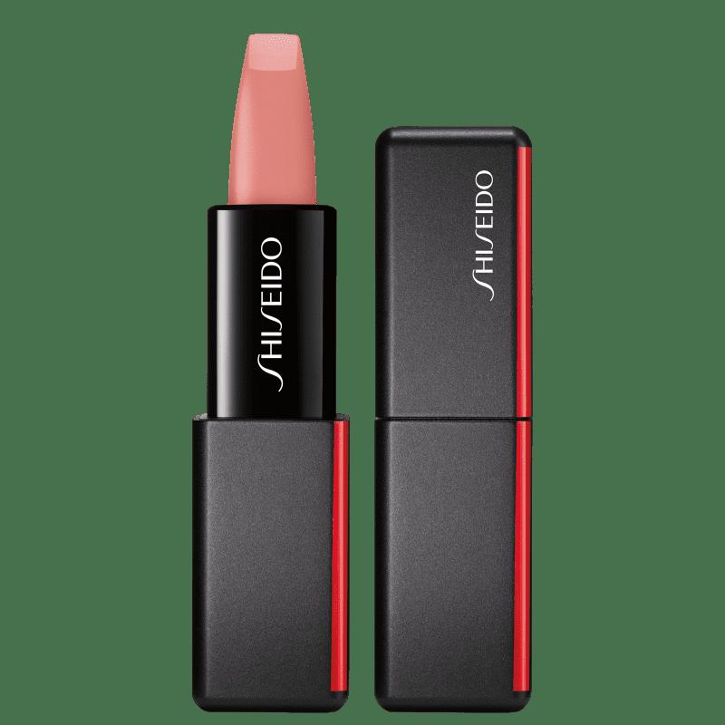 Shiseido ModernMatte Powder 501 Jazz Den - Batom 4g