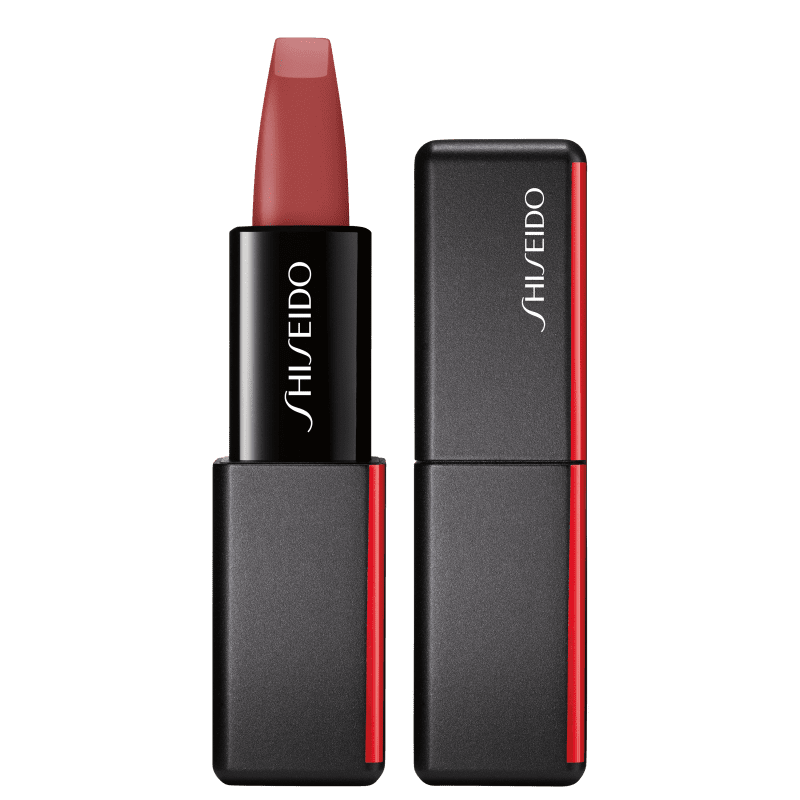 Shiseido ModernMatte Powder 508 Semi Nude - Batom 4g