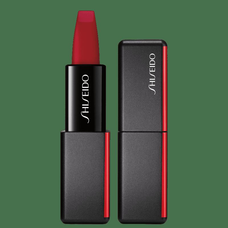 Shiseido ModernMatte Powder 515 Mellow Drama - Batom 4g