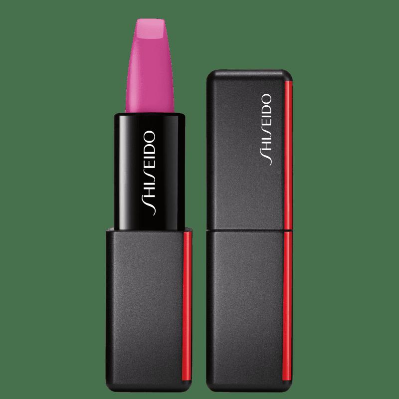 Shiseido ModernMatte Powder 519 Fuchsia Fetish - Batom 4g