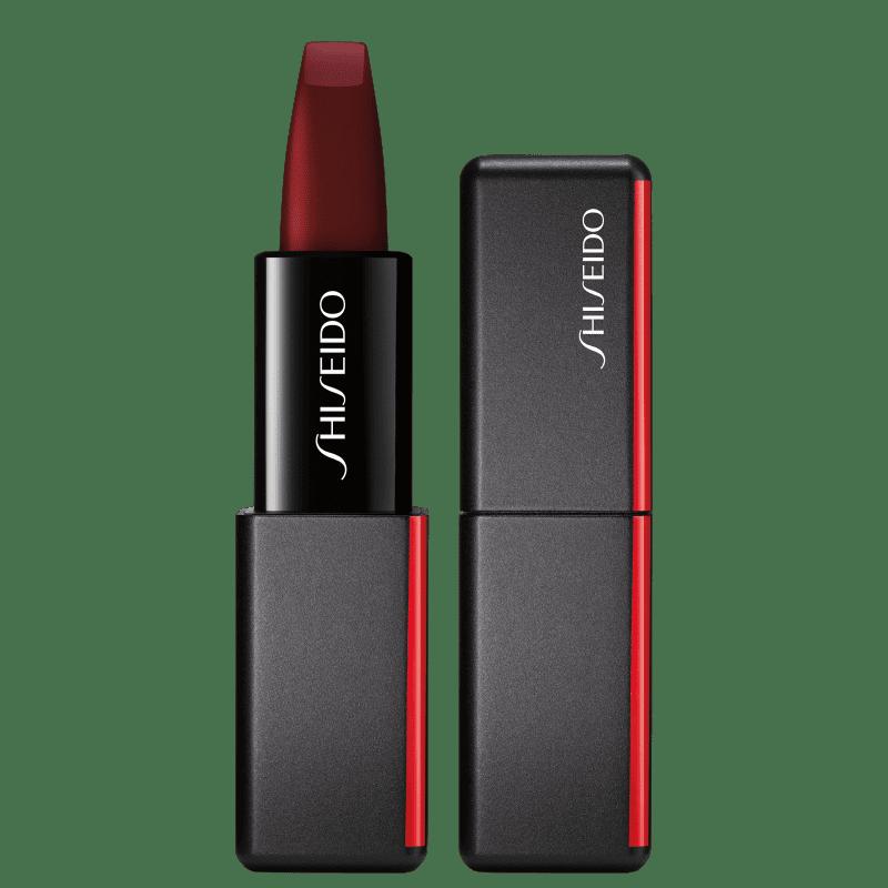 Shiseido ModernMatte Powder 522 Velvet Rope - Batom 4g