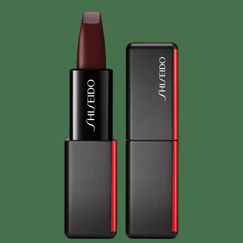 Shiseido ModernMatte Powder 524 Dark Fantasy - Batom 4g