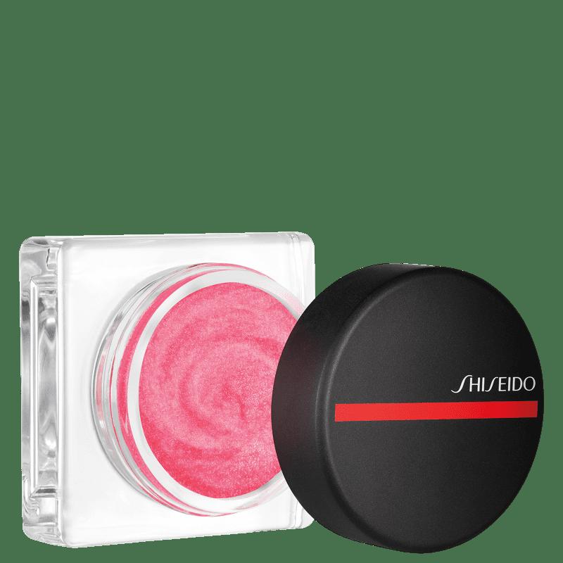 Shiseido Minimalist WhippedPowder 02 Chiyoko - Blush em Mousse 5g