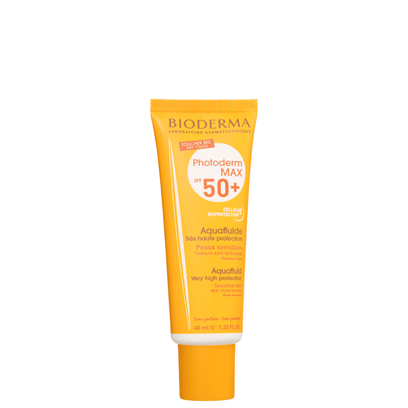 Bioderma Photoderm Max Aquafluide FPS 50+ - Protetor Solar Facial 40ml