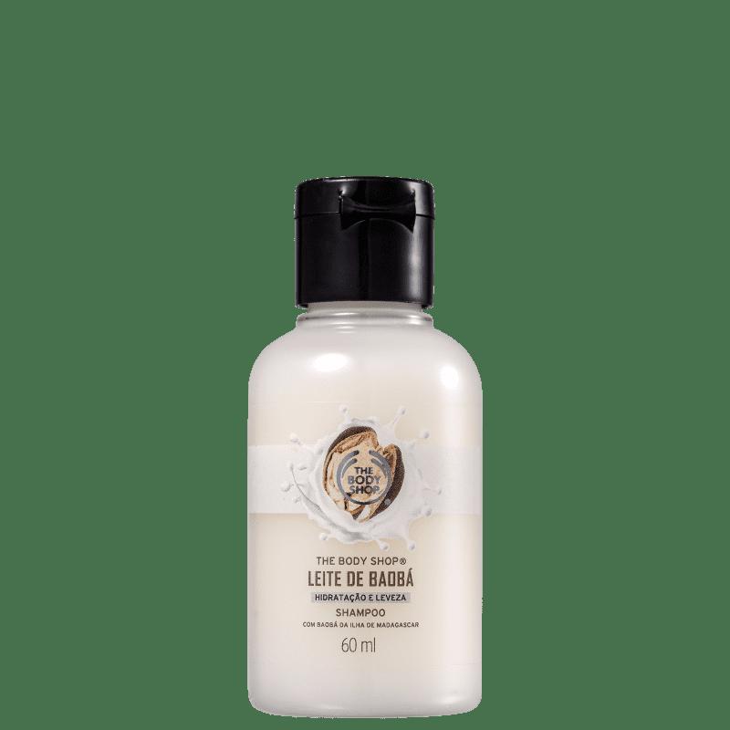 The Body Shop Leite de Baobá - Shampoo 60ml