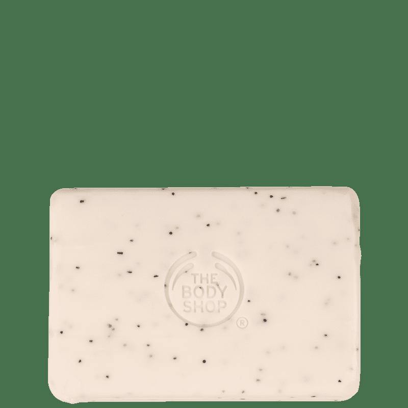 The Body Shop Leite de Baobá - Sabonete Esfoliante 100g