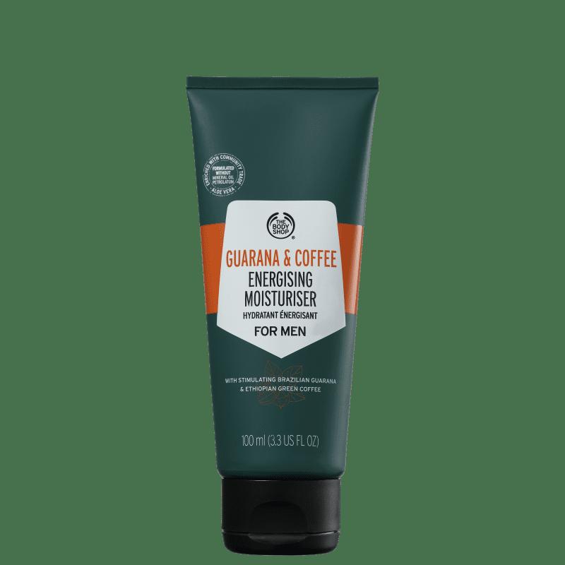 The Body Shop Guarana & Coffee Energising - Hidratante Facial 100ml
