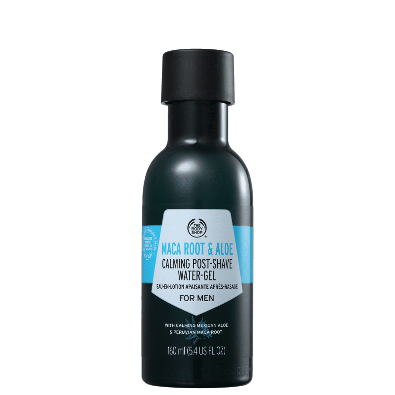 The Body Shop Maca Root & Aloe Calming - Gel Pós-Barba 160ml