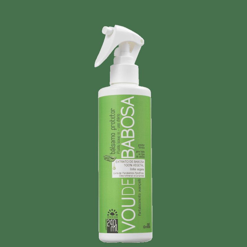 Griffus Vou de Babosa Bálsamo Protetor - Spray Leave-in 240ml